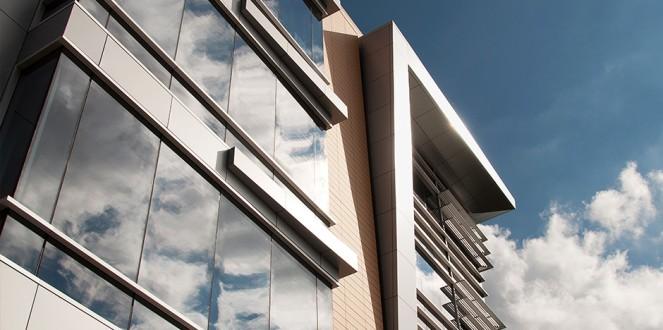 Alpolic Metal Panels : AlpolicⓇ metal composite materials