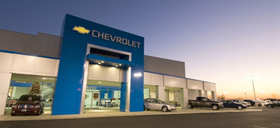 Coughlin Chevrolet Dealership