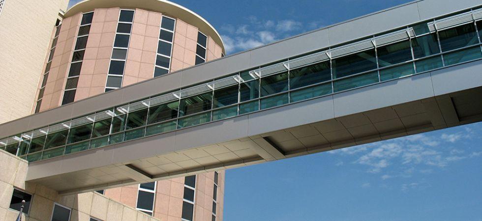 Exempla St. Joseph Hospital Bridge
