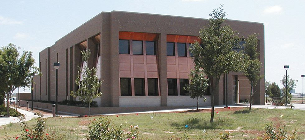 Fox Science Building at Midland College