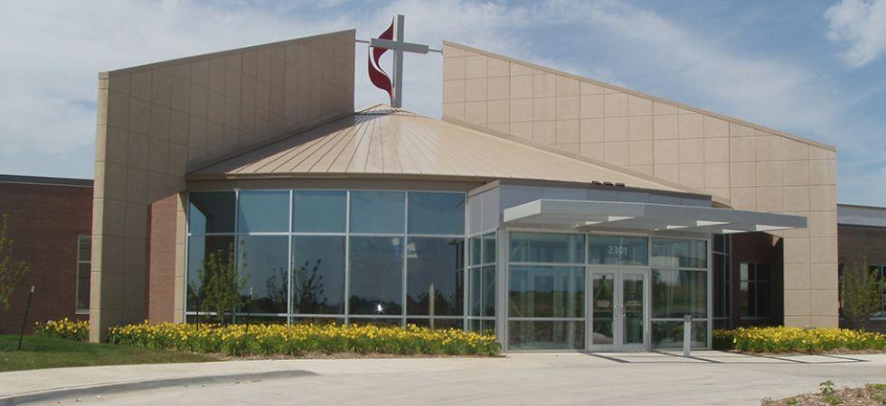 Iowa Conference Center United Methodist Church