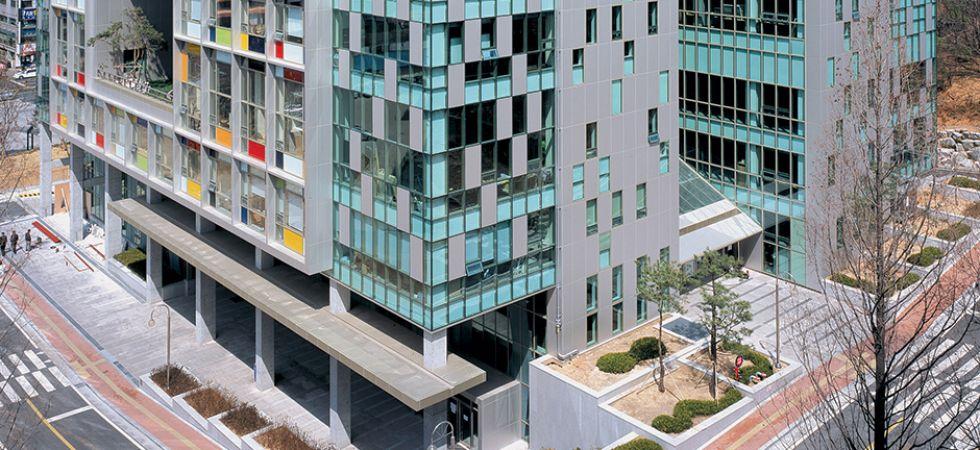 Konkuk University Art College Building
