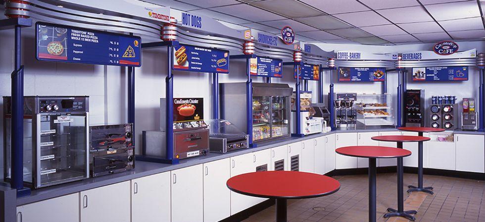Kraft CounterTop Cafe