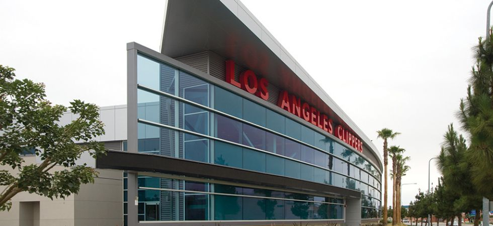 Los Angeles Clippers Training Facility