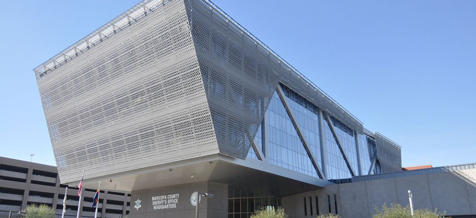 Maricopa County Sheriffs Office Headquarters