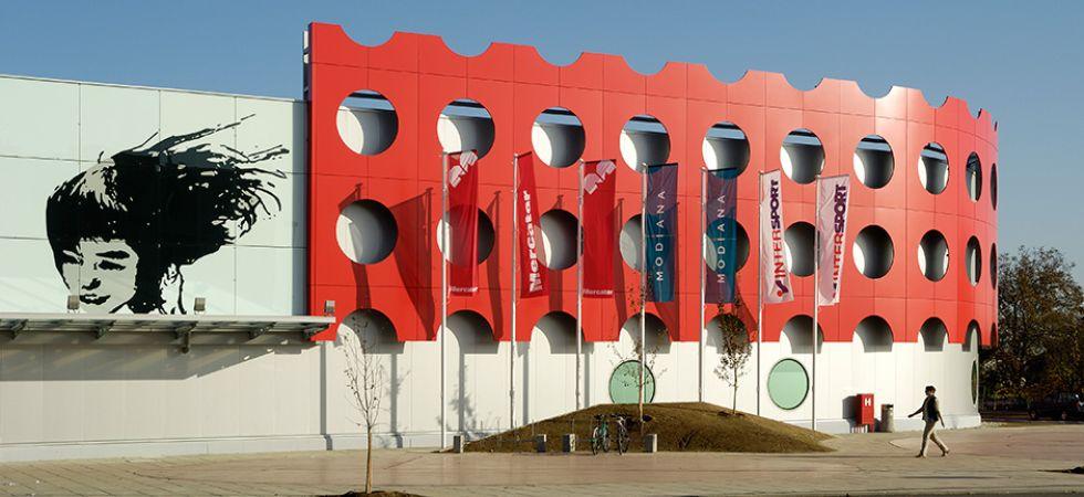 Mercator Shopping Center