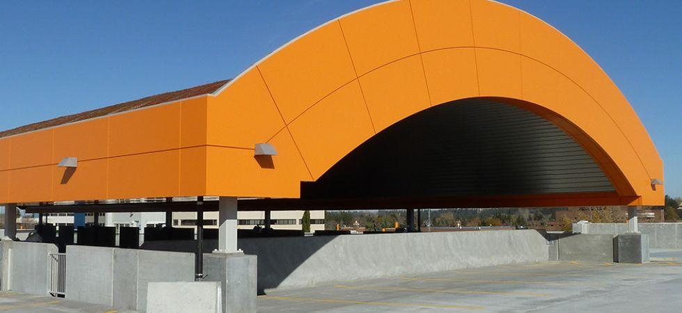 Sorensen Station Parkade and Transit Terminal