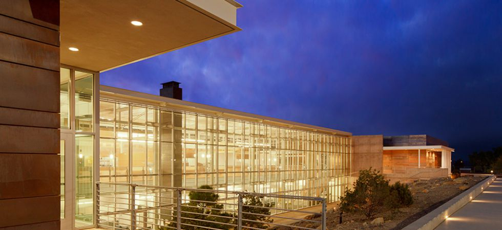University of New Mexico - Science Center