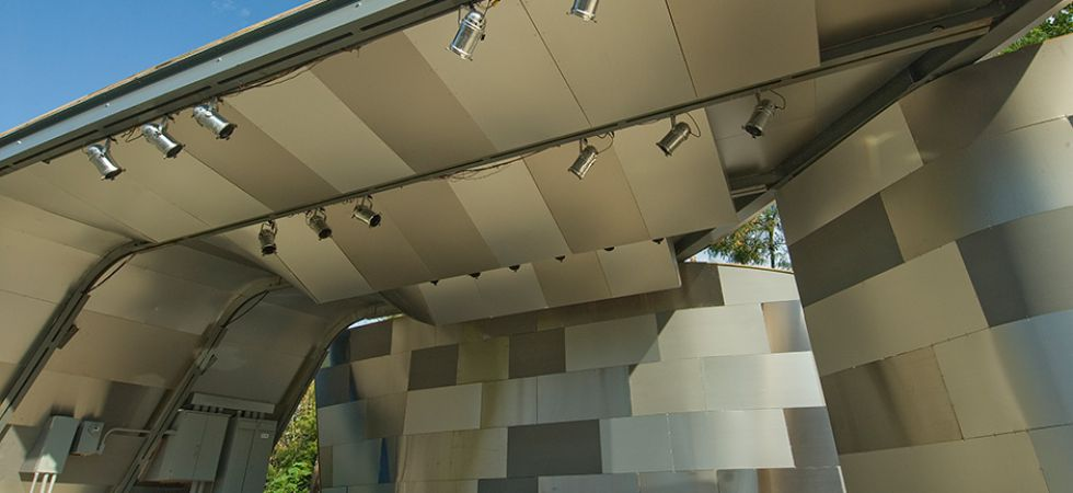 Virginia Tech Masonic Amphitheater
