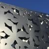 Tivoli House in Los Angeles, Alpolic Materials