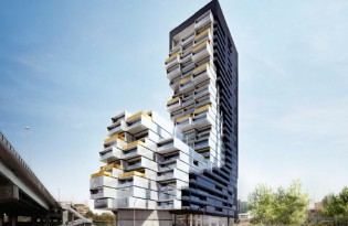 ALPOLIC® Adorns River City Project in Toronto