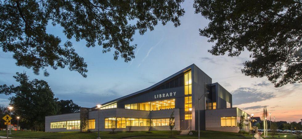 Gaithersburg Public Library