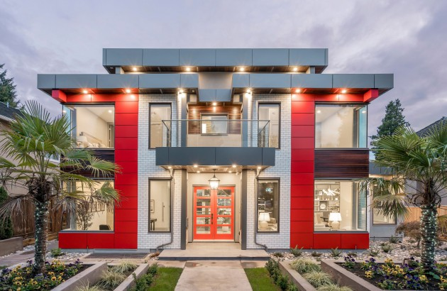 How One Fabricator Uses ALPOLIC MCM as His Calling Card in the Residential Market