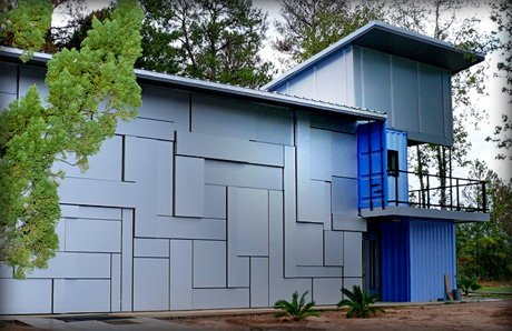 Shipping Containers As Building Blocks: UPDATE