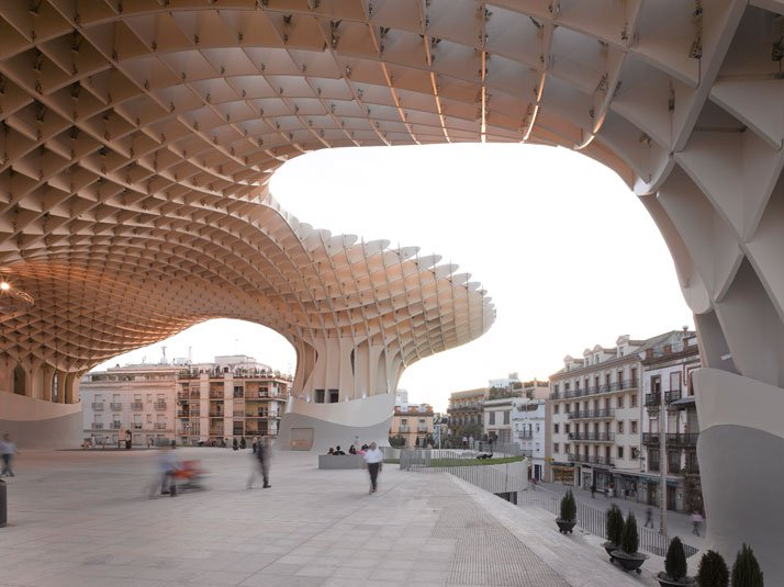 Metropol Parasol by J. MAYER H. Architects