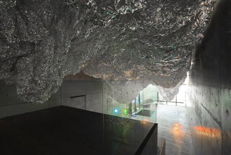DIESEL Denim Gallery Installation by Office of Kimihiko Okada