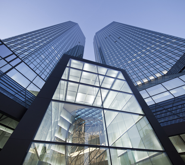 Deutsche Bank Headquarters by Mario Bellini Architects