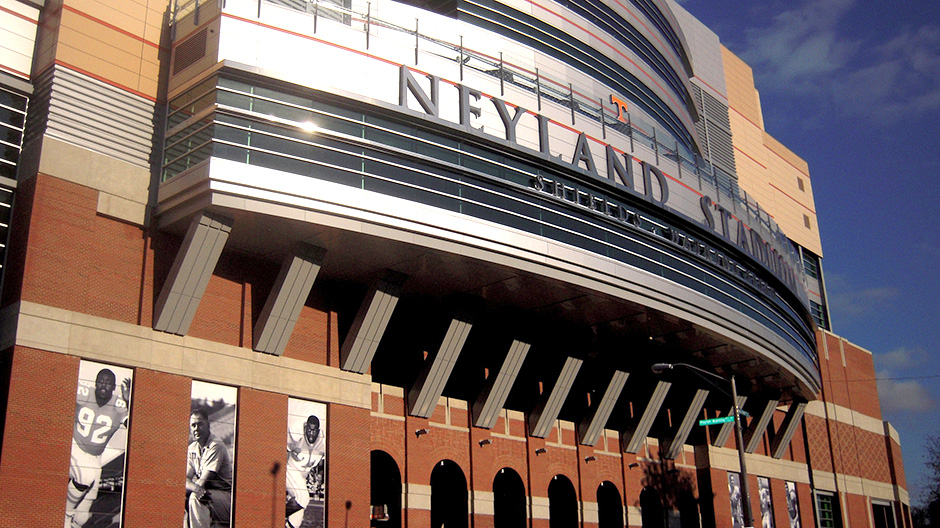 University of Tennessee Neyland Stadium by McCarty Holsaple McCarty