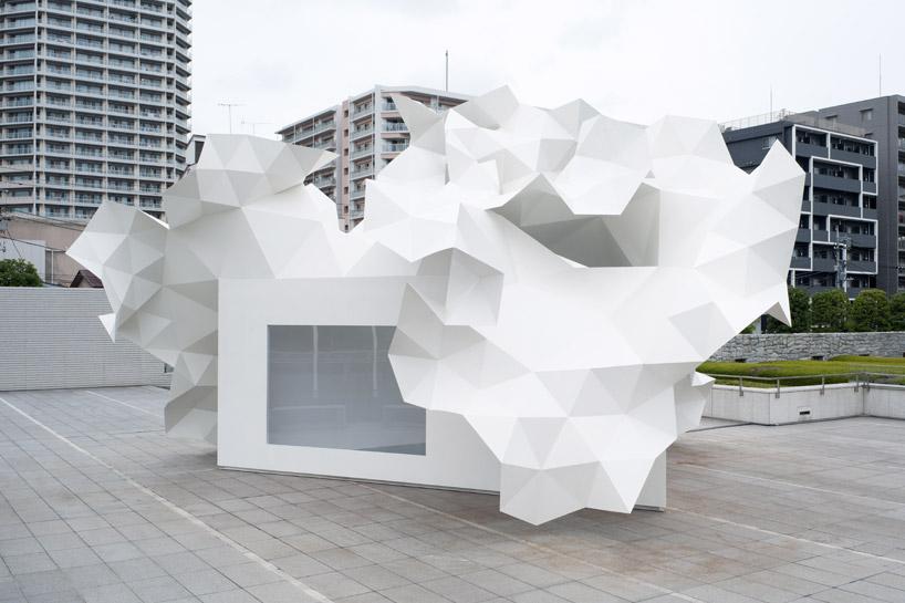 Bloomberg Pavilion by Akihisa Hirata Architecture Office
