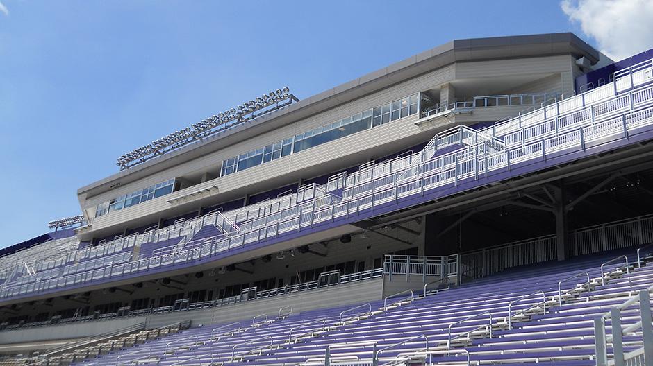 JMU Bridgeforth Stadium Uses ALPOLIC Panels