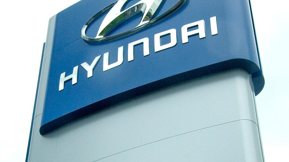 Customized ALPOLIC Panels Revitalize Hyundai Dealerships Nationwide