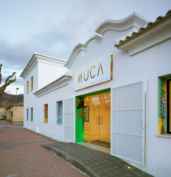 Vibrant Cultural Hub Created in Small Community