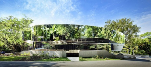 Raising The Bar For Tropical And Organic Architecture