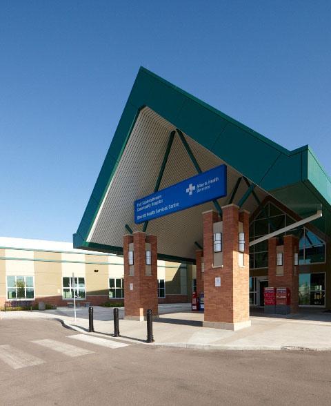 ALPOLIC Panels Add Aesthetics To New Healthcare Facility