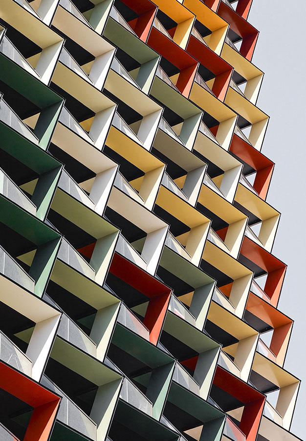 A Contemporary Take On Multi-Residential Architecture - ALPOLICⓇ