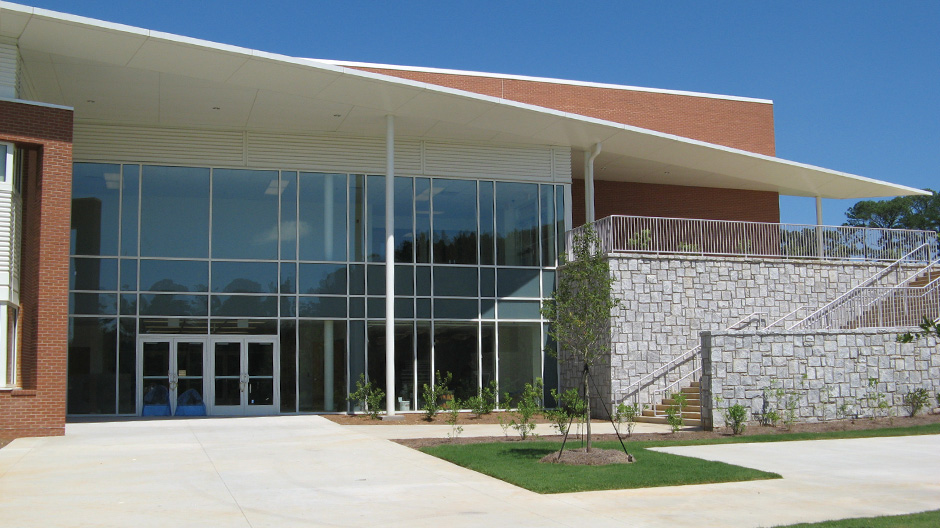 ALPOLIC Composite Panels Help Georgia School Achieve LEED Silver
