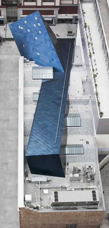 Bold Design at San Franciscos Contemporary Jewish Museum