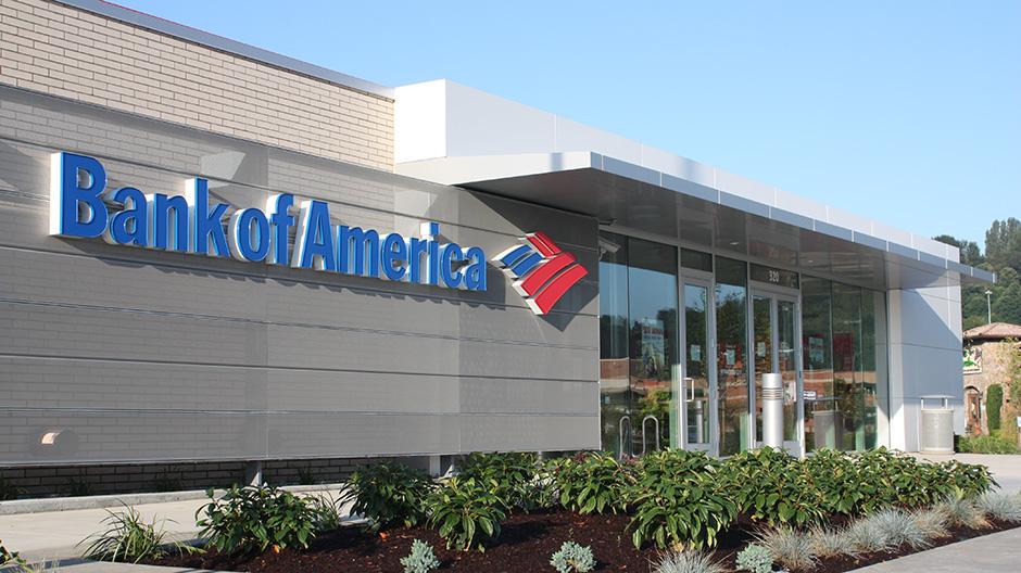 ALPOLIC ACM Panels Transform Washington Bank Franchise