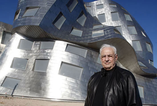Frank Gehry Creates Extraordinary Healthcare Building In Las Vegas