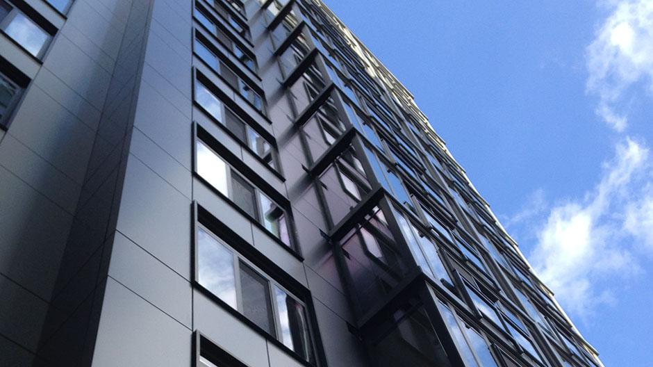 The Lyric 440K Apartments: Progressive Architecture in D.C.