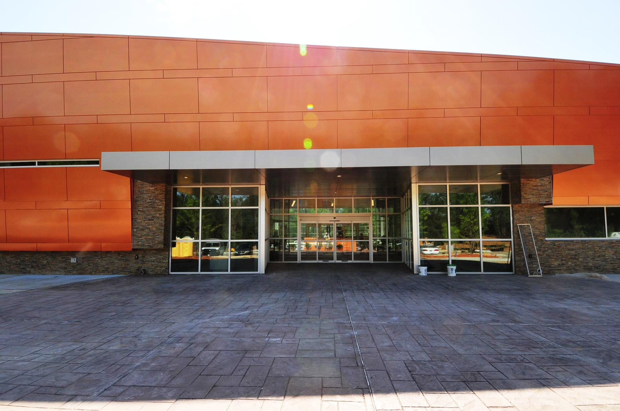 The Communitys Living Room: Wolf Creek Library