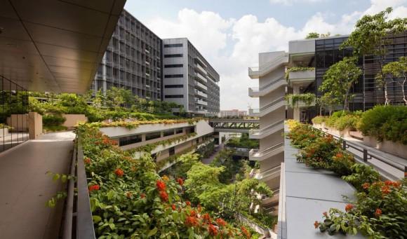 Innovative Singapore Hospital Uses Customized ALPOLIC Panels
