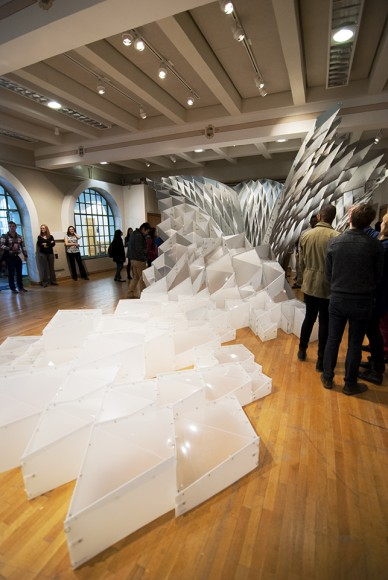 Architecture Students Upstage the Stars at SXSW