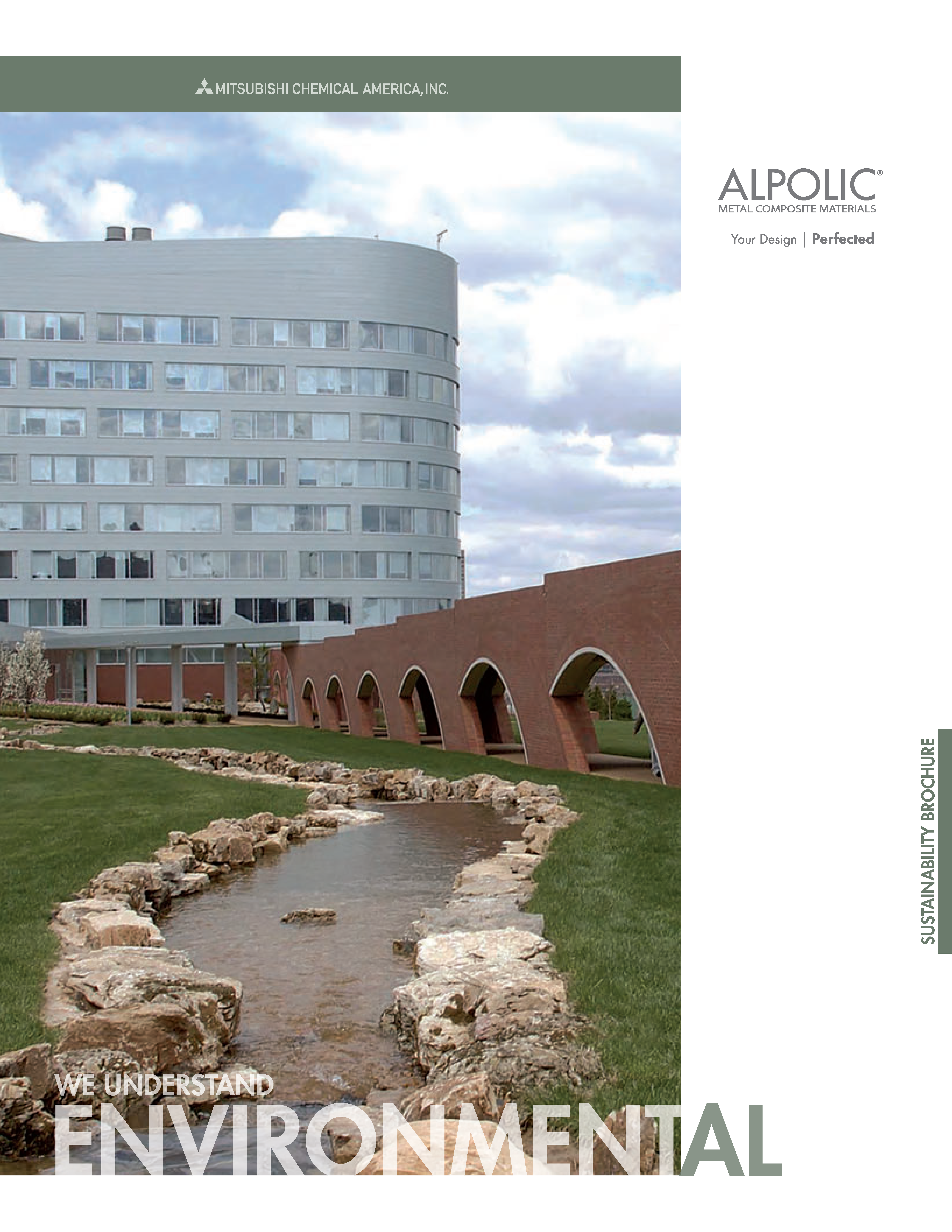 ALPOLIC Sustainability Brochure