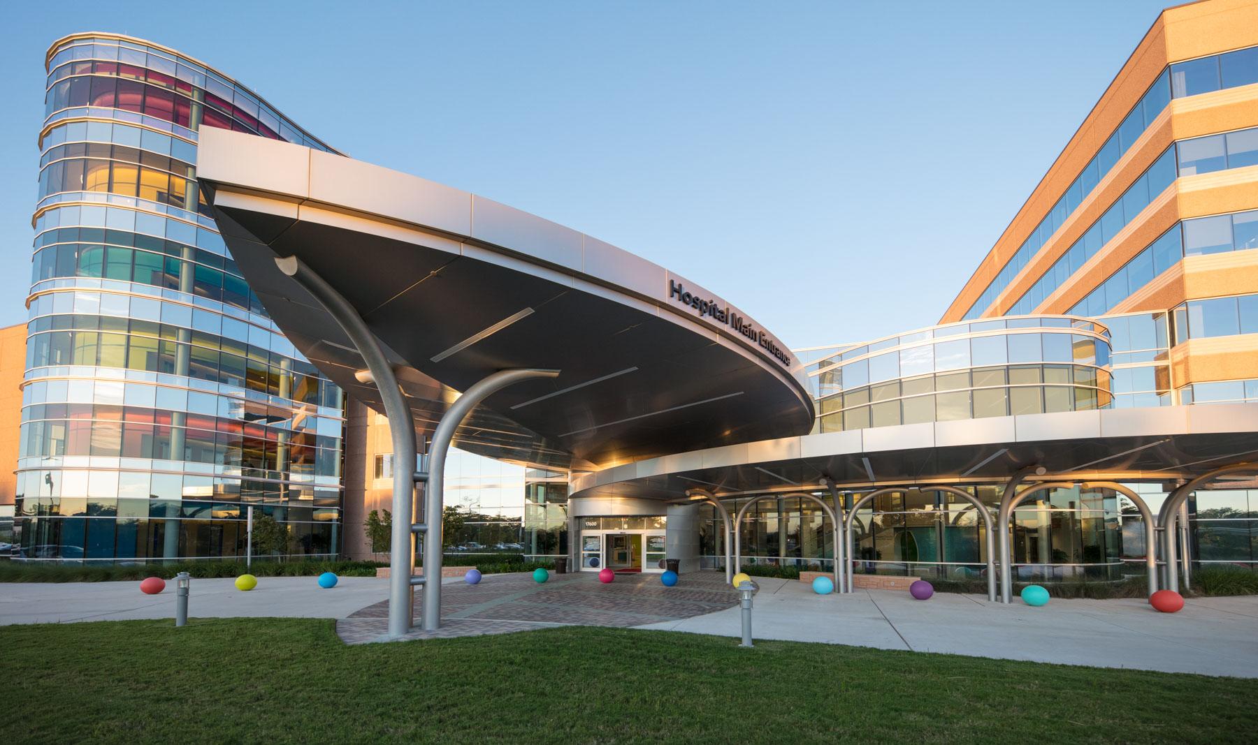 Texas Childrens Hospital The Woodlands Celebrates Spirit of Design