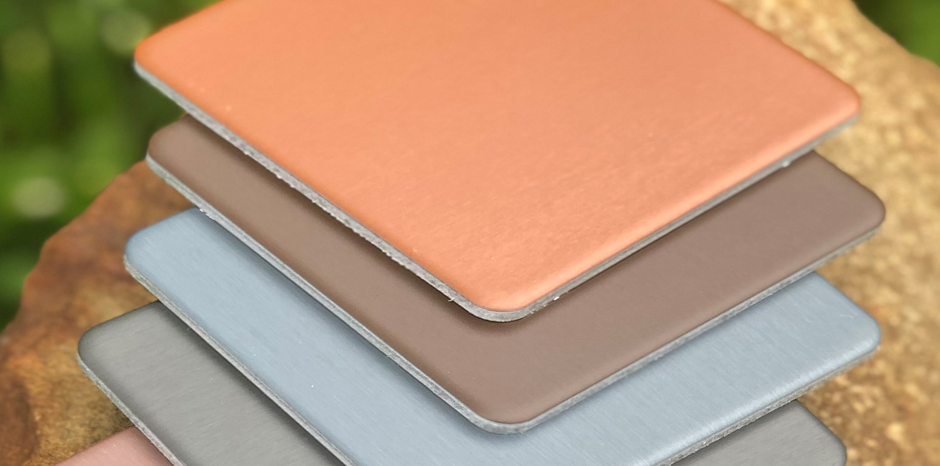 MCA Launches New PIGMENTO® Finishes for its ALPOLIC® Metal Composite Material