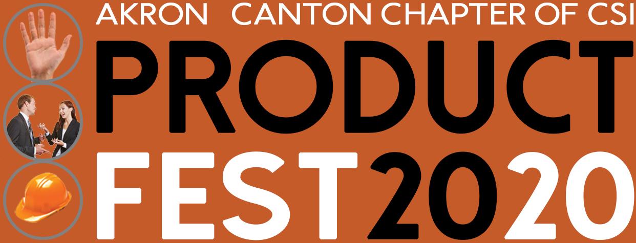 CSI Akron-Canton: Productfest 2020