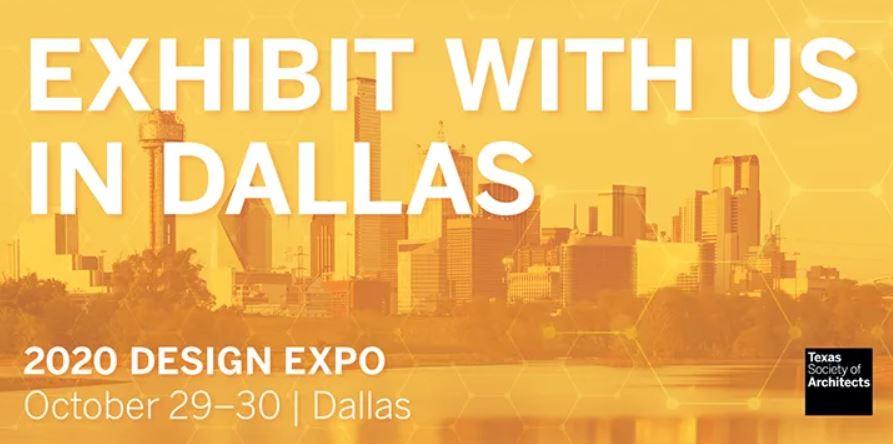 Texas Society of Architects Design Expo